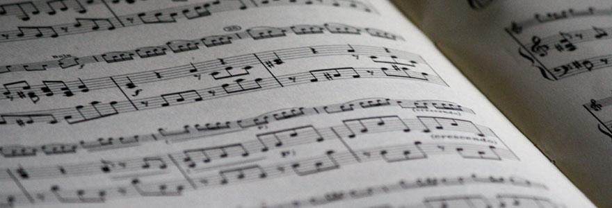 Analyser la musique